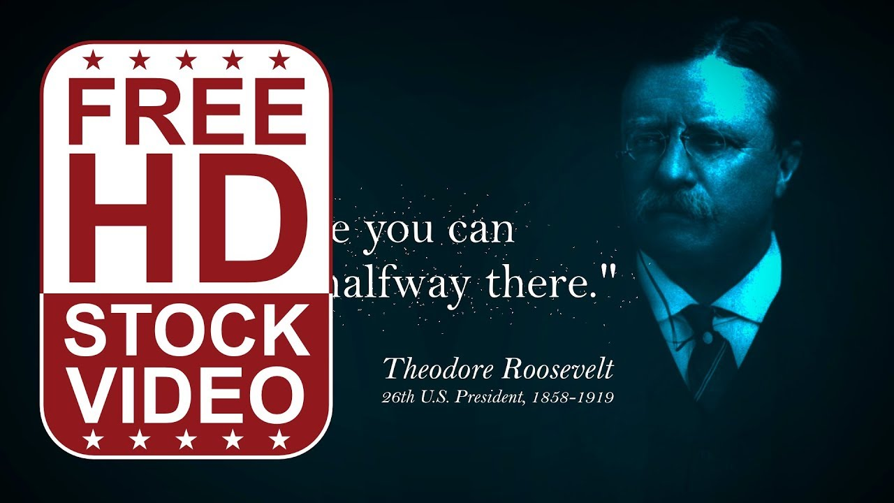 Famous Quotes By Famous People | Theodore Roosevelt |