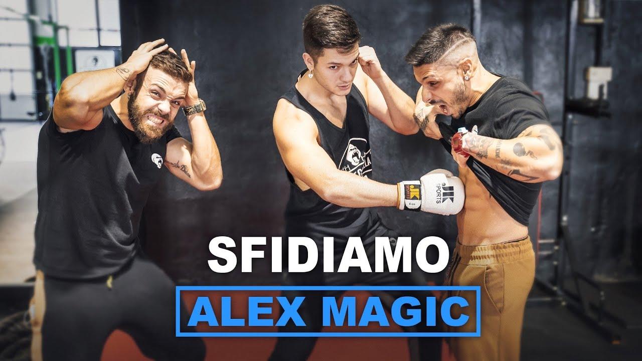 SFIDIAMO ALEX MAGIC