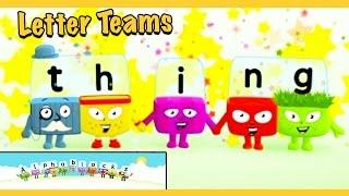 """Alphablocks - Word Magic """"TH-I-NG Song (Yellow Level Step 8)"""