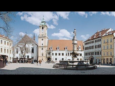 Bratislava for Tourists