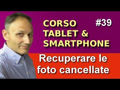 39 Come Recuperare Le Foto Cancellate Maggiolina Corso
