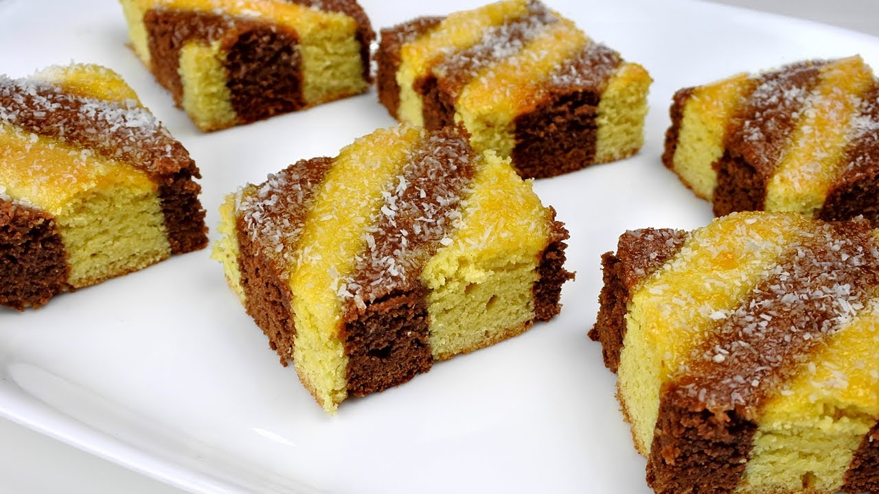 كروكي بشكل جديد بمذاق الليمون يذوب في الفم سهل وإقتصادي - حلويات طبخات ياسمين