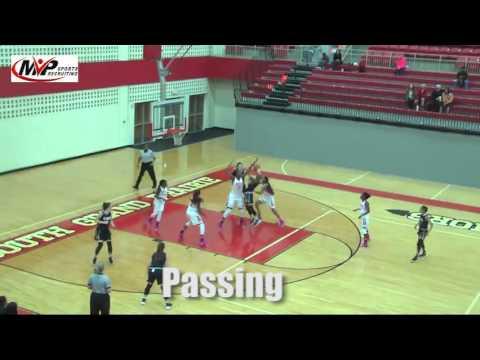 Mallory Lancaster: (2017) Jr. Season, Shooting Guard for Bishop Lynch High School, TX