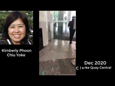 Singaporean woman refuses to wear mask and challenges safety officers