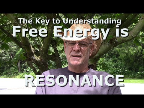 Gerard Morin: Understanding what Resonance is and what it can do