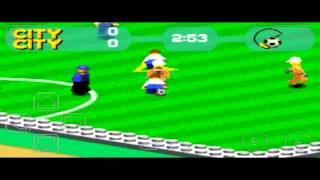 Lego Soccer Mania Android Gameplay GameBoy Advance Emulation