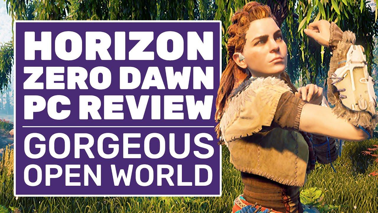 Horizon Zero Dawn PC Review | Guerrilla's Gorgeous Open World Is Amazing On PC