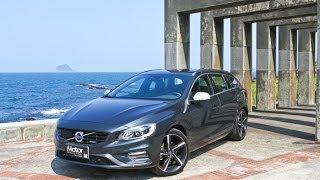 carvideo 汽車視界 國內新車試駕 volvo v60 t5 r design