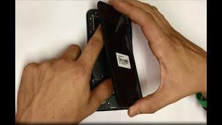 Como remover la tapa trasera de Samsung Galaxy S8