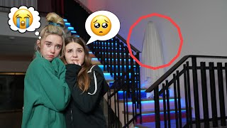 HAUNTED HOUSE PRANK on My BEST FRIENDS **They Almost Cried😱🥺**