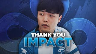 "Thank You: Eon-Young ""Impact"" Jeong"