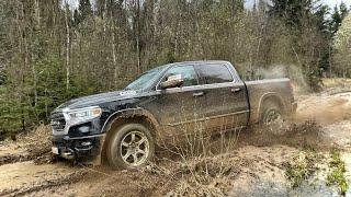 Dodge Ram и Jeep Wrangler круче Toyota FJ Cruiser?