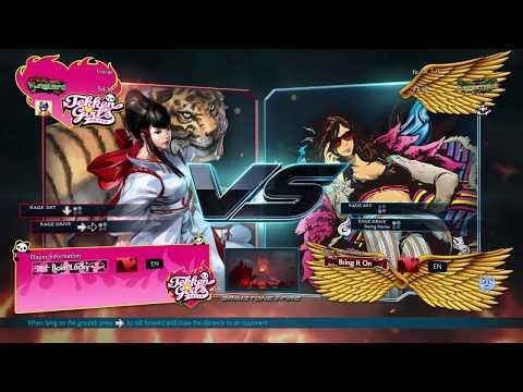 267 - Tekken 7 - Coouge (Kazumi) vs...