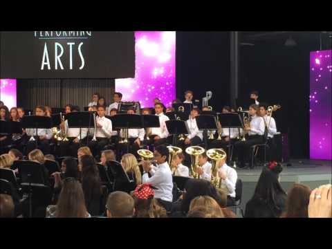 San Elijo Middle School Wind Symphony (Disney's California Adventure)