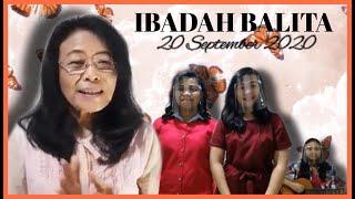 Ibadah Balita 20 September 2020 | GKJW RUNGKUT