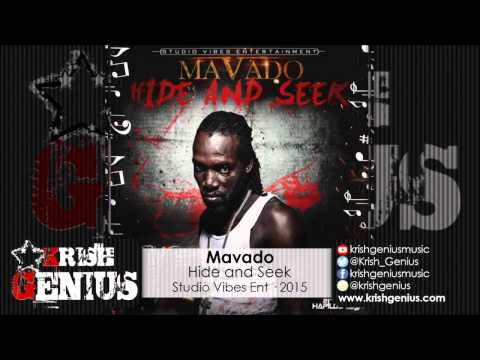 Mavado - Hide And Seek (Raw) Pandora Riddim - August 2015