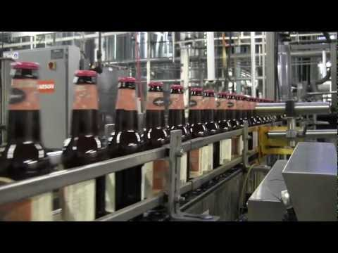 Behind The Curtain: Dogfish Head Bottling Line