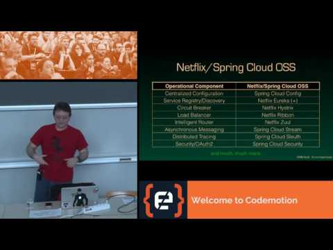 Living on the Edge (Service) - Mark Heckler - Codemotion Milan 2016