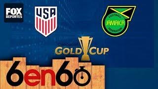 Copa Oro: Jamaica vs Estados Unidos