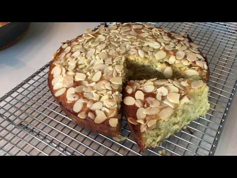 Coconut Almond Cake Keto / Low Carb
