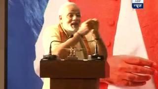 Modi mocks at SM Krishna