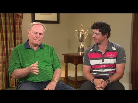 Jack Nicklaus offers Rory McIlroy U.S. Open advice
