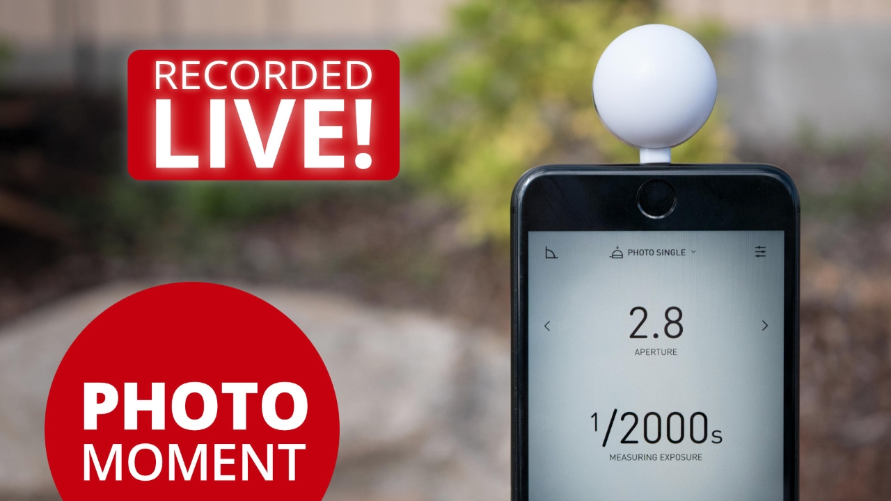 Product Review: Revisiting the Lumu Power Color Temp & Light Meter for  iPhone — PJPM 2017-06-09
