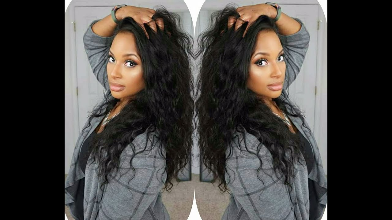 natural hair wings