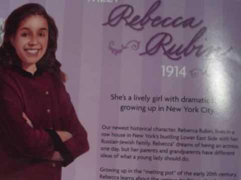 meet rebecca rubin images