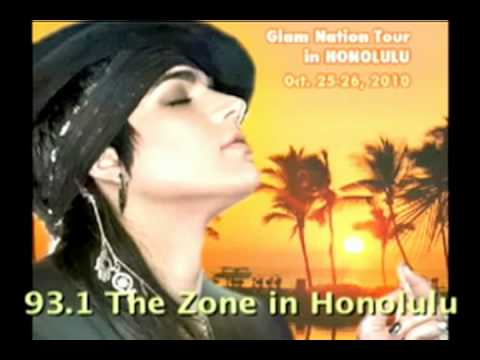 Adam Lambert on 93.1 The Zone (radio station) in Honolulu, Hawaii.(sound only)