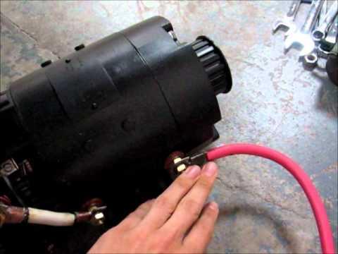 Diy Igbt Motor Controller Youtube