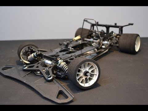 Scale Adventures Mugen Mrx5 On Road Rc Project Speed Car Youtube