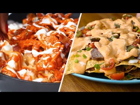11 Warm And Cheesy Nacho Recipes • Tasty