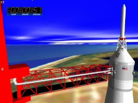 Apollo 11 (Apollo Simulator 2006) by astragon - YouTube