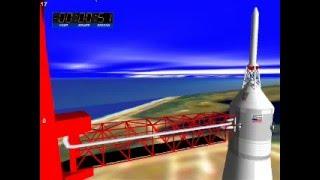 Apollo 11 (Apollo Simulator 2006) by astragon