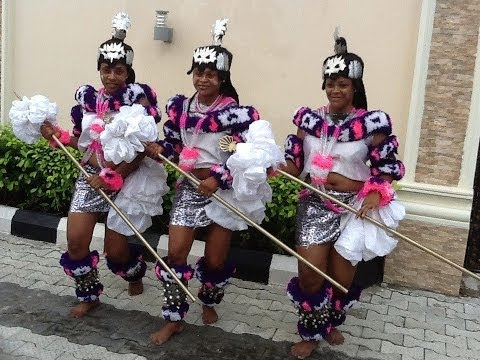 CALABAR SUPER  CARNIVAL AND  BRAZILIAN WOMEN BY CHIEF KOOFFREH USA MUSIC ARTIST