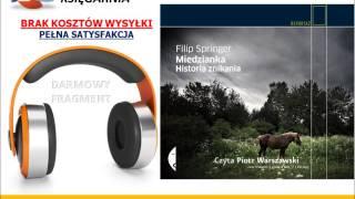 MIEDZIANKA. HISTORIA ZNIKANIA - Filip Springer - AudioBook, do słuchania w podróży, MP3