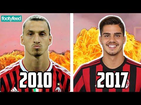 AC Milan 10/11 & 17/18 INSANE Combined XI - Title Winners?