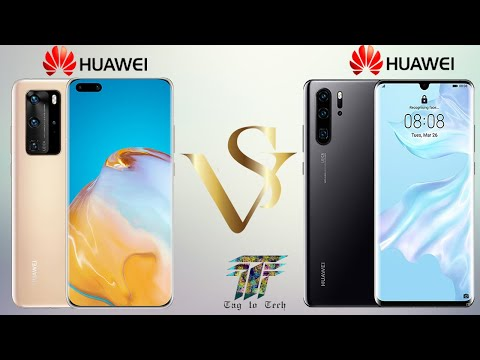 Huawei P40 Pro VS Huawei P30 Pro || Full Comparison || Specifications || Tag to Tech
