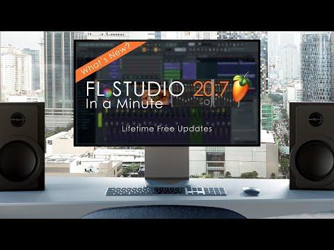FL Studio 20.7   In a Minute!