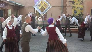 00042 RUDENĀJI 2017. Katlakalna IV starptautiskais folkloras festivāls.