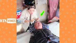 Funny videos 2019 ✦ Funny pranks try not to laugh challenge P114
