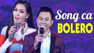 Lk Song Ca Bolero SẦU THẢM THIẾT - Hoa Hậu Kim Thoa & Quốc Đại