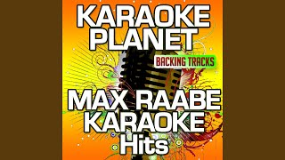 In der Bar zum Krokodil (Karaoke Version) (Originally Performed by Max Raabe)