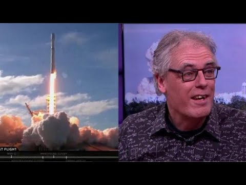 """SpaceX schiet Tesla de ruimte in: """"Fucking niet no - RTL LATE NIGHT"""