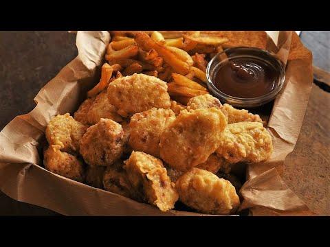 nuggets-poulet-fast-food-:-meilleurs-qu'au-restaurant---facile-&-rapide--cooking-with-morgane