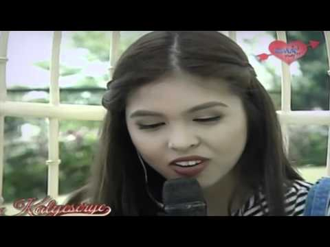 MAINE'S TOUCHING POEM FOR ALDEN - Aldub - February 13, 2016