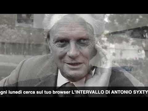 Vittorio Sereni, l'intervallo di Antonio Syxtyиз YouTube · Длительность: 1 мин24 с
