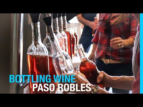 BOTTLING WINE IN PASO ROBLES // ZIP LINING OVER THE VINEYARDS (RV CALIFORNIA)