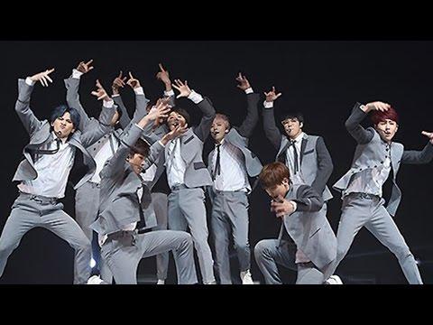 SF9 'Easy Love'(쉽다) Showcase Stage (에스에프나인, 브레이킹 센세이션, Breaking Sensation)